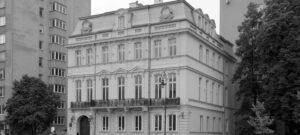 Warszawa Pałac Janaszów Czackich prace konserwatorskie elementów kamiennych