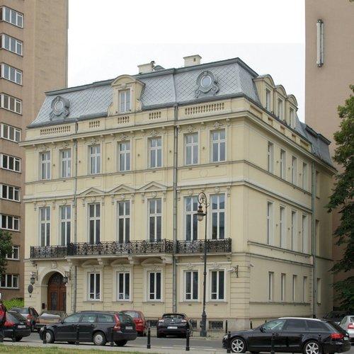 Pałac Janaszów Czackich