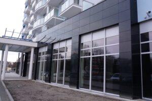 Hotel Diva elewacja z kamienia