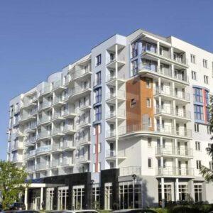 Hotel Diva elewacje z kamienia
