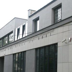 Biblioteka Multimedialna nr 31, Warszawa ul. Tyniecka