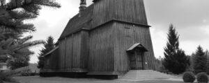 Poreby dymarskie, Kościół św. Stanisława i Wojciecha