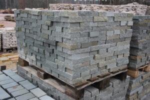Wyroby gotowe z piaskowca okładzina ścienna z piaskowca