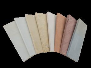 Piaskowce polskie paleta kolorystyczna odcienie