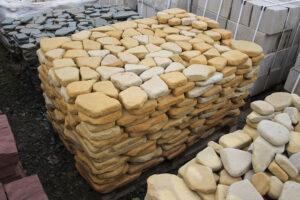Wyroby gotowe z piaskowca posadzki z piaskowca